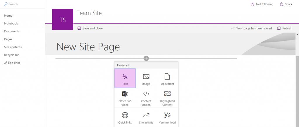 Client Side WebParts