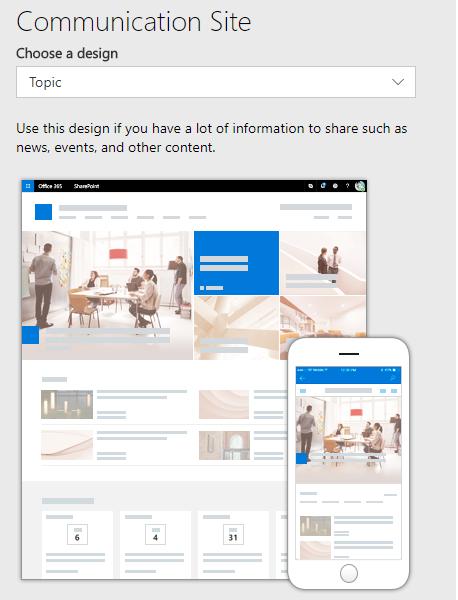 Img 1: Topic Site Design